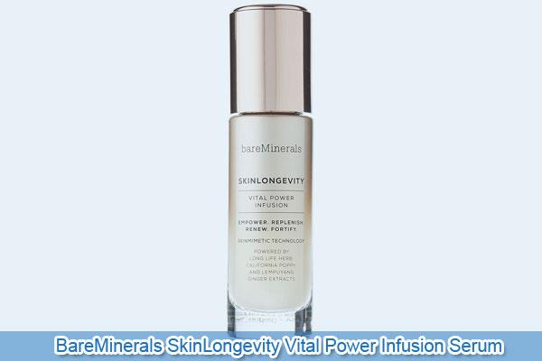 BareMinerals SkinLongevity Vital Power Infusion Serum