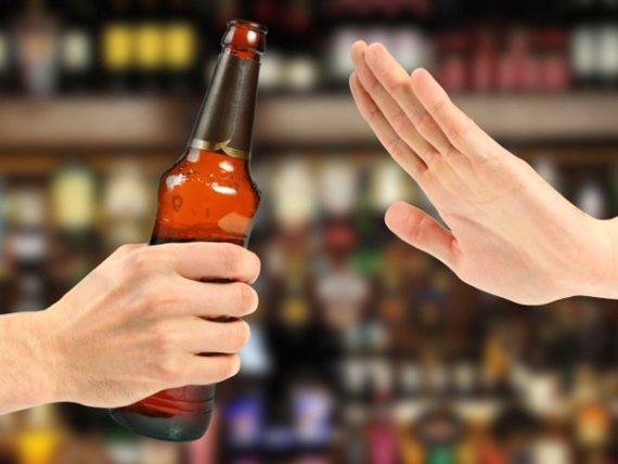 Hạn chế bia rượu