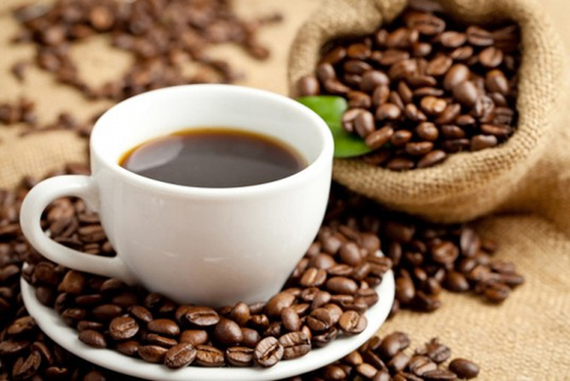 Cà phê làm nhỏ ngực