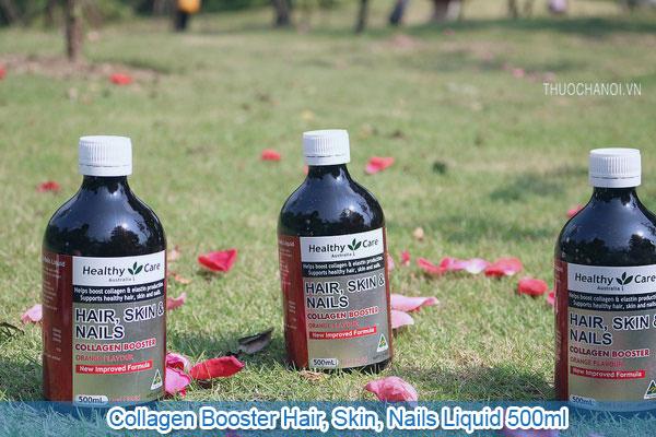 Collagen Booster Hair, Skin, Nails Liquid 500ml