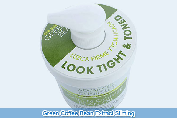 Green Coffee Bean Extract Sliming