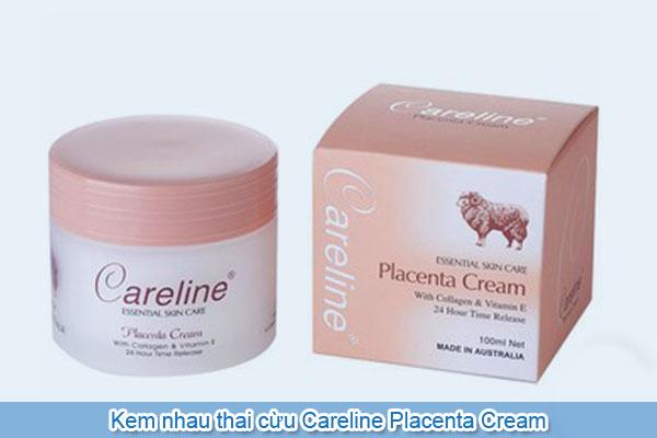 Kem nhau thai cừu Careline Placenta Cream