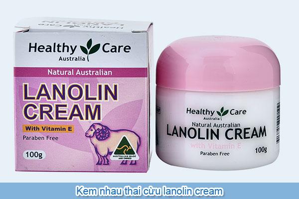 Kem nhau thai cừu lanolin cream
