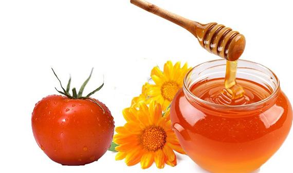 Tác dụng của mặt nạ cà chua và mật ong