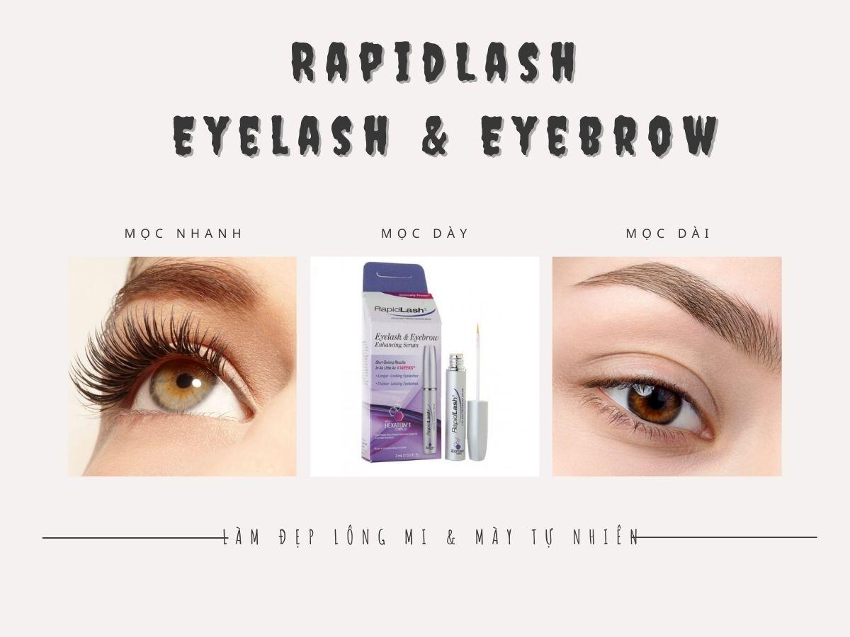 RapidLash Eyelash & Eyebrow