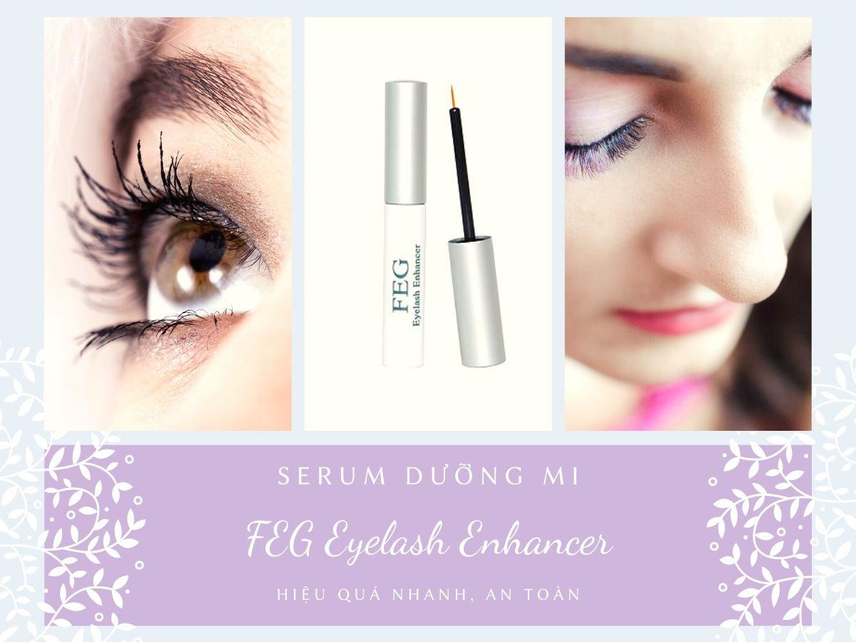 Serum dưỡng mi FEG EyeLash Enhancer