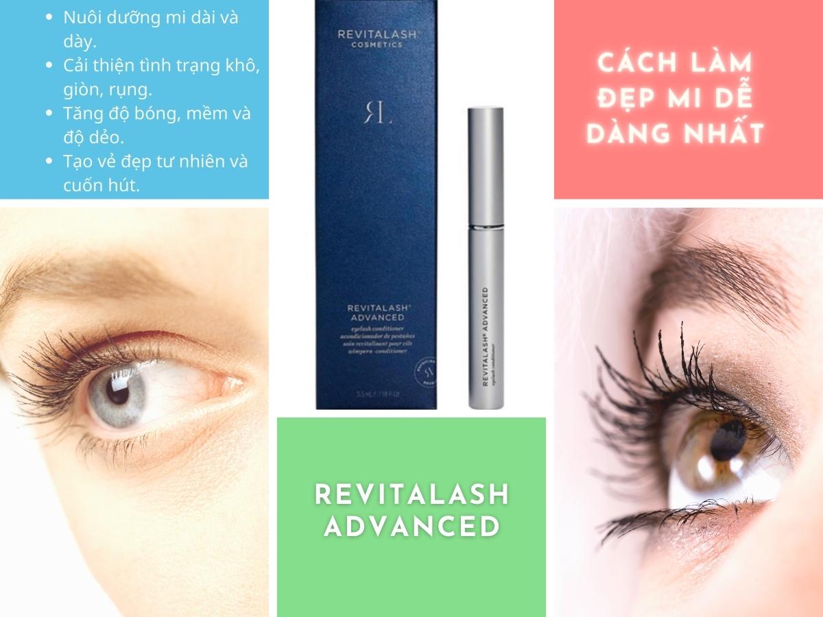 Serum dưỡng mi Revitalash Advanced Eyelash Conditioner
