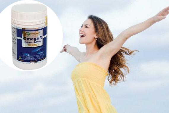 Tác dụng của omega 3