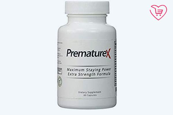 Viên uống chống xuất tinh sớm PrematureX loại 30 viên của Mỹ