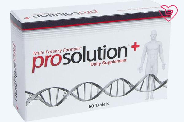 Viên uống Pro Solution Plus